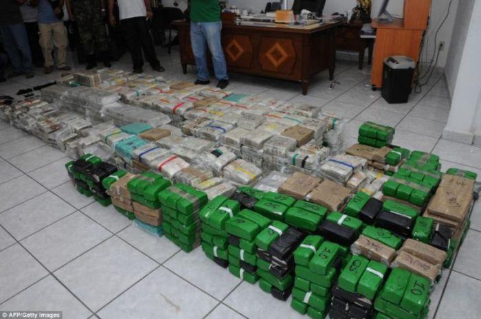 Mexican Drug Cartel Money